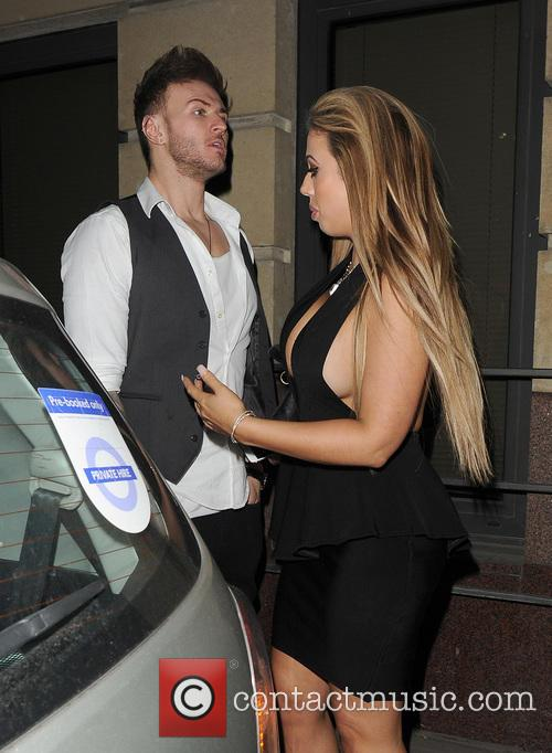 Charlotte Crosby, Kyle Christie and Holly Hagan 8