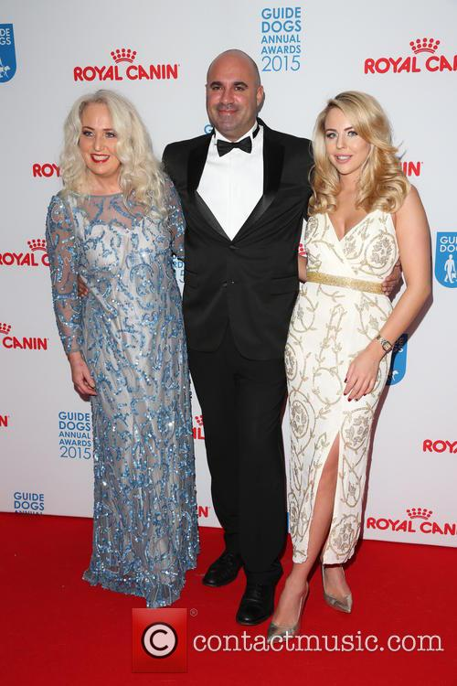 Debbie Douglas, Lydia Bright and Dave Spikey 2