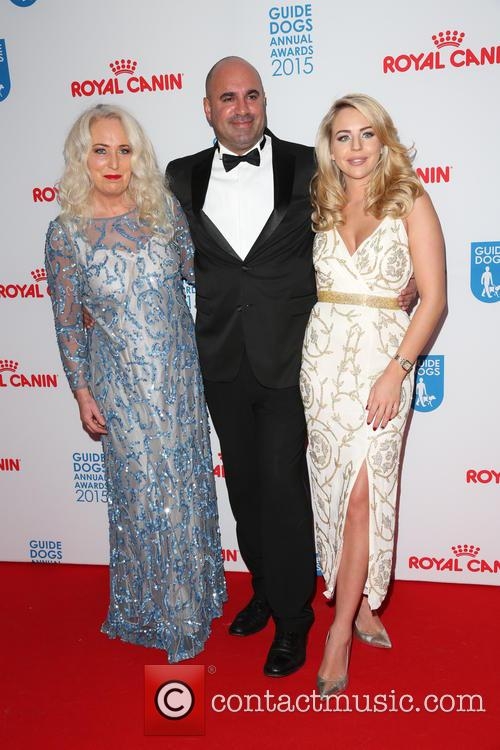 Debbie Douglas, Dave Spikey and Lydia Bright 3