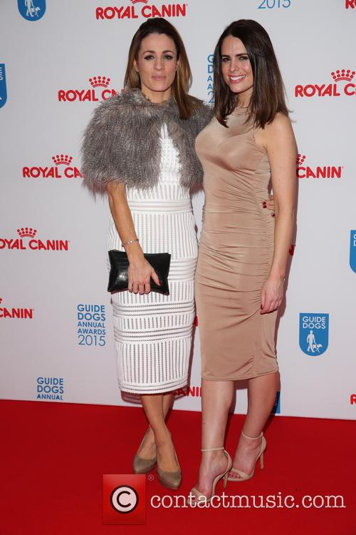Natalie Pinkham and Susie Amy 10
