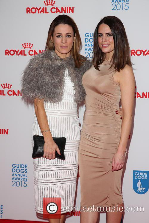 Natalie Pinkham and Susie Amy 11