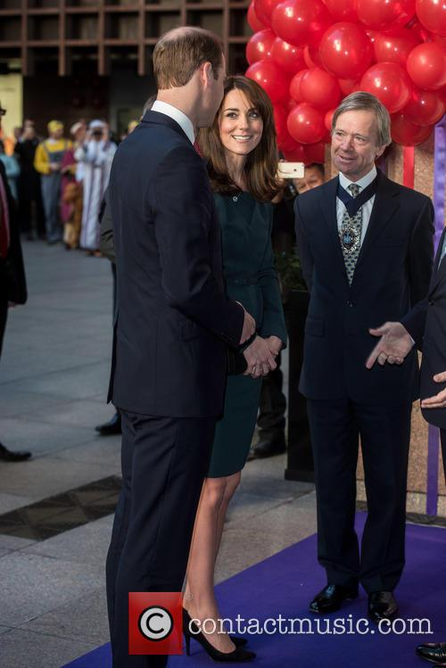 The Duchess Of Cambridge, Prince William and The Duke Of Cambridge 6