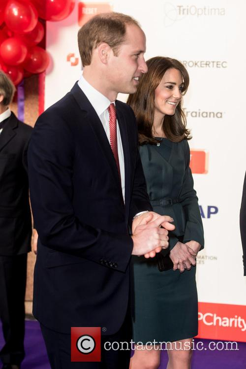 The Duchess Of Cambridge, Prince William and The Duke Of Cambridge 7
