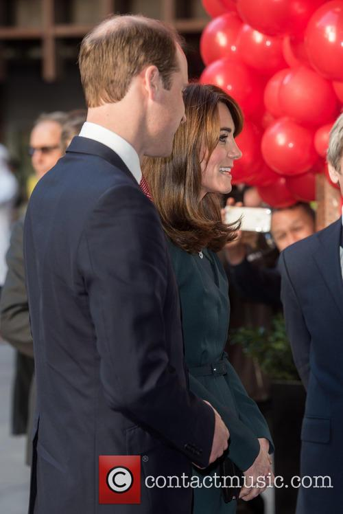 The Duchess Of Cambridge, Prince William and The Duke Of Cambridge 8