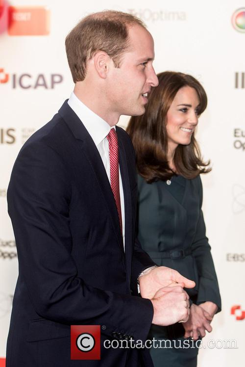 The Duchess Of Cambridge, Prince William and The Duke Of Cambridge 9