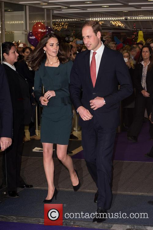 The Duchess Of Cambridge, Prince William and The Duke Of Cambridge 10