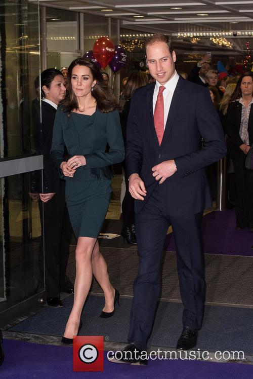 The Duchess Of Cambridge, Prince William and The Duke Of Cambridge 11