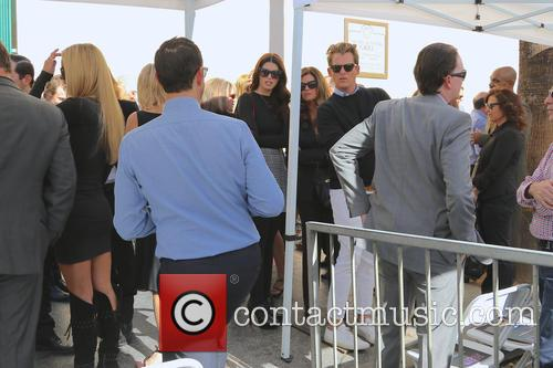 Walk of Fame ceremony where Rob Lowe receives...