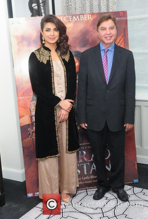 Priyanka Chopra and Ken Naz(eros Int'l) 10