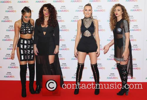 Little Mix, Leigh-anne Pinnock, Jesy Nelson, Perrie Edwards and Jade Thirlwall 2