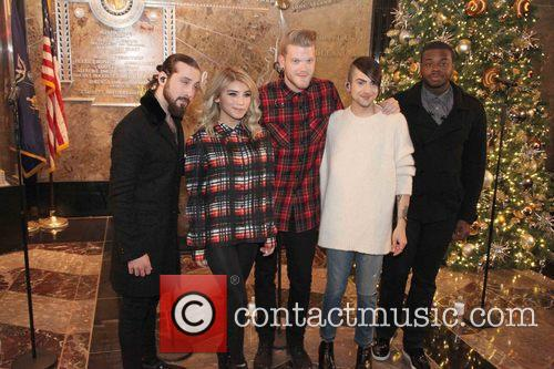 Pentatonix, Avi Kaplan, Scott Hoying, Kristie Maldonado, Mitch Garssi and Kevin Olusola 7