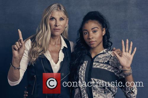 Sharron Davies and Daughter Grace