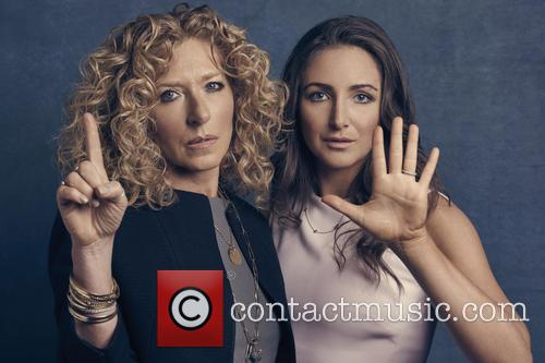 Kelly Hoppen and Daughter Natasha 2