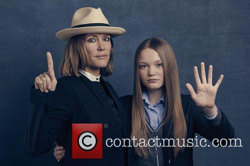 Cerys Matthews and Daughter Glenys 1