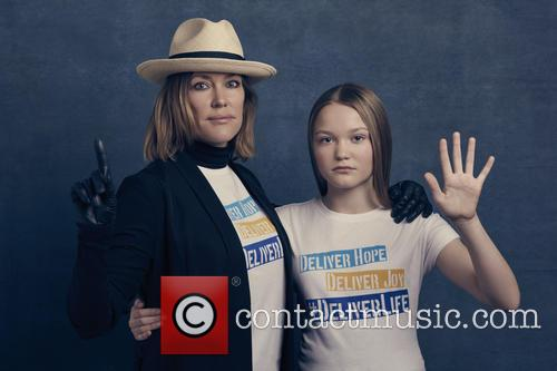 Cerys Matthews and Daughter Glenys 4