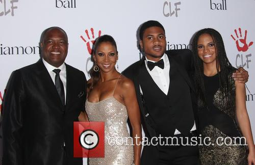 Rodney Peete, Holly Robinson Peete and Ryan Elizabeth Peete 8