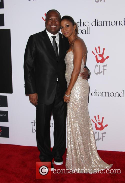 Rodney Peete and Holly Robinson Peete 11
