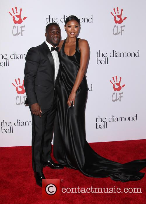 Kevin Hart and Eniko Parrish 6
