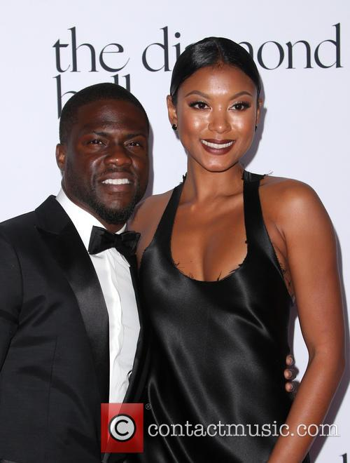 Kevin Hart and Eniko Parrish 9
