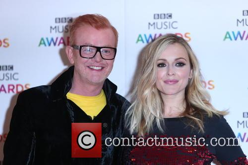 Chris Evans and Fearne Cotton 1