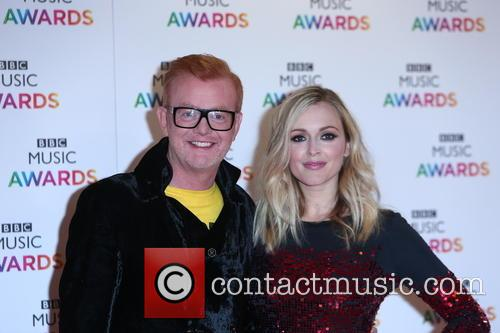 Chris Evans and Fearne Cotton 2