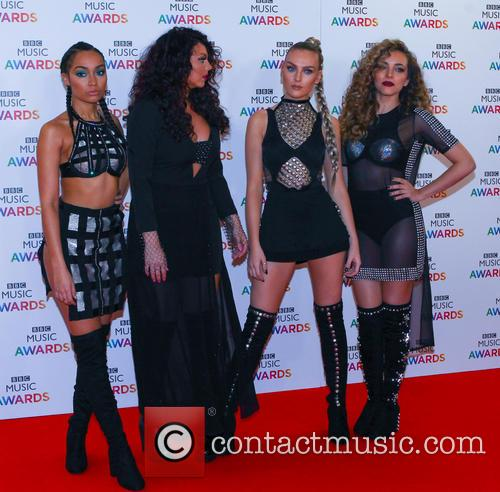 Little Mix, Perrie Edwards, Jesy Nelson, Jade Thirlwell and Leigh-anne Pinnock 5