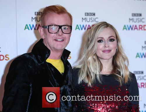 Chris Evans and Fearne Cotton 5