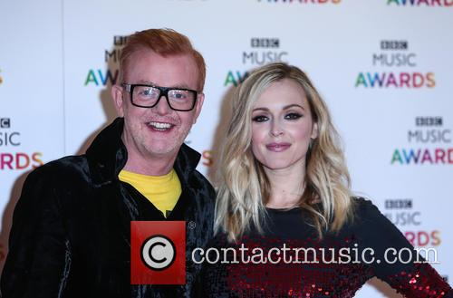 Chris Evans and Fearne Cotton 6