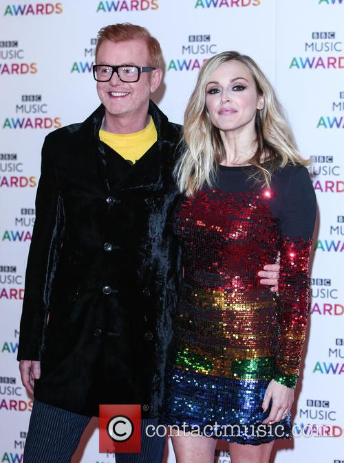 Chris Evans and Fearne Cotton 7