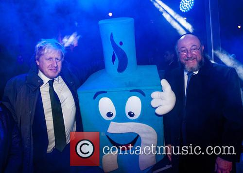 Boris Johnson and Mayor Of London 4