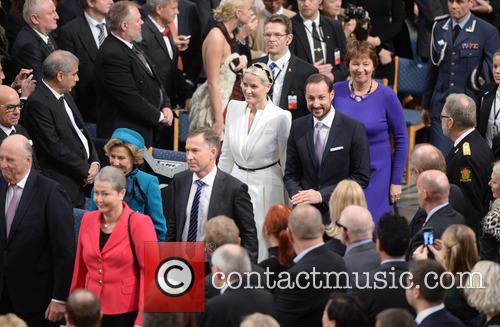 Norwegian Crown Princess Mette Marit and Crown Prince Haakon 3