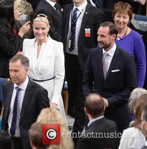 Norwegian Crown Princess Mette Marit and Crown Prince Haakon 4