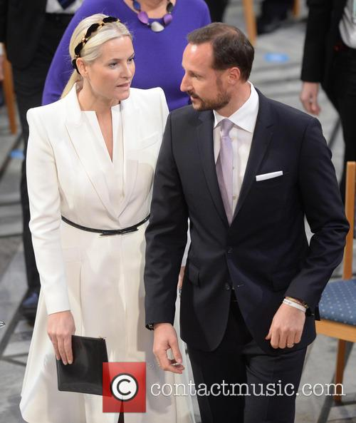 Norwegian Crown Princess Mette Marit and Crown Prince Haakon 5