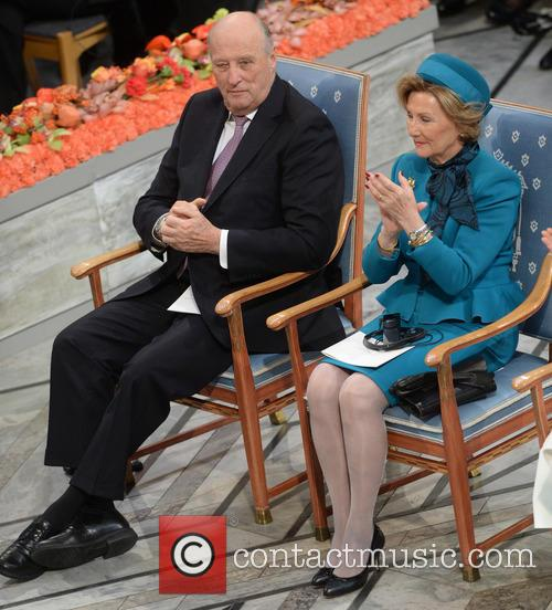 Peace, Kinh Harald V and Queen Sonja 1