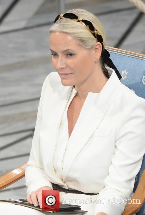 Peace and Norwegian Crown Princess Mette Marit 2