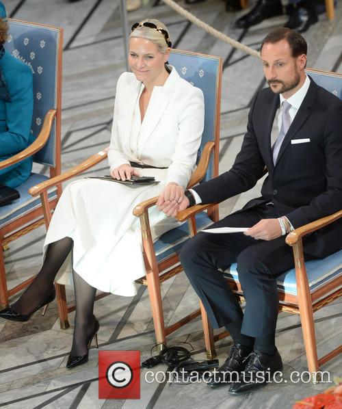 Norwegian Crown Princess Mette Marit and Crown Prince Haakon 11