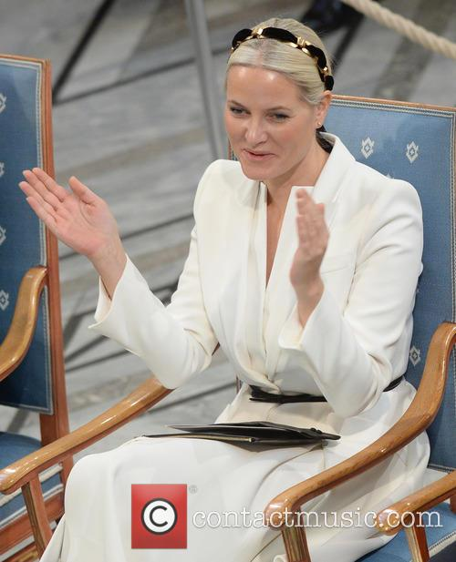 Peace and Norwegian Crown Princess Mette Marit 4