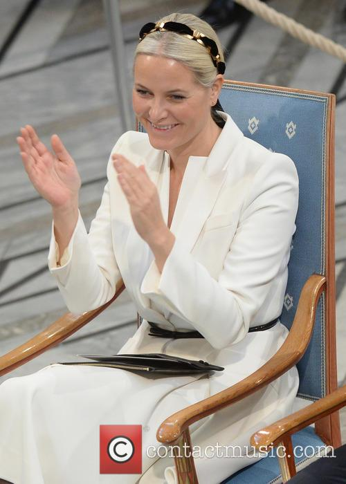Peace and Norwegian Crown Princess Mette Marit 5