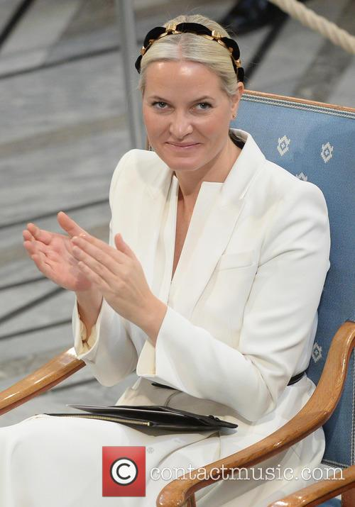 Peace and Norwegian Crown Princess Mette Marit 6