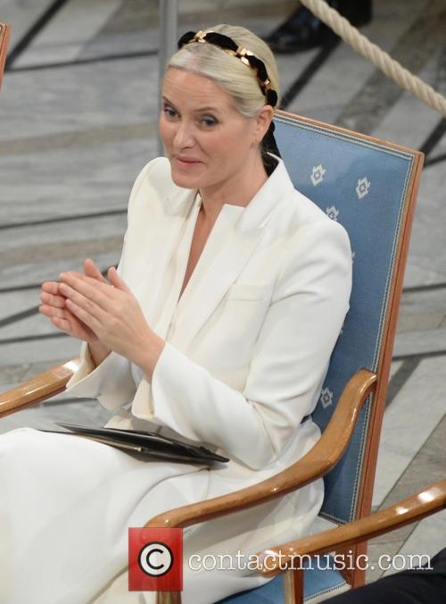Peace and Norwegian Crown Princess Mette Marit 7