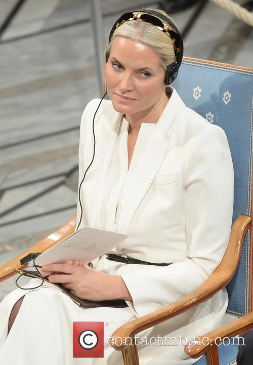 Peace and Norwegian Crown Princess Mette Marit 9