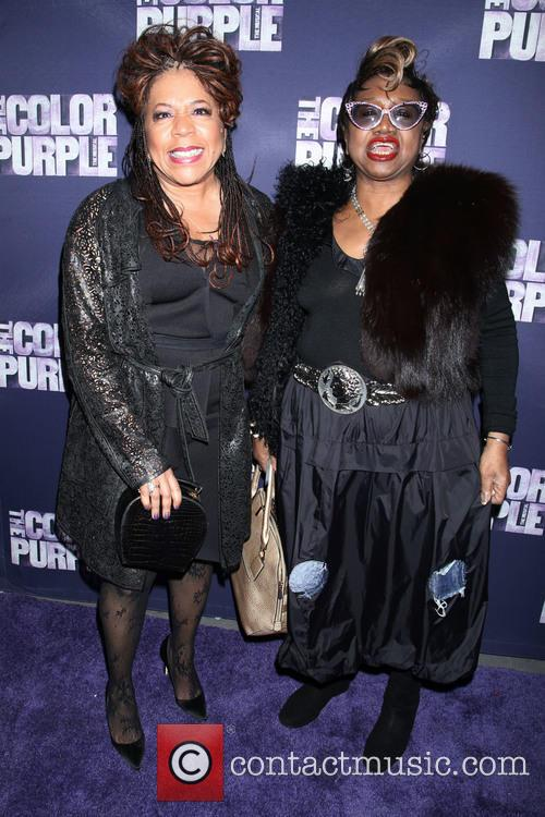 The Color Purple, Valerie Simpson and Irene Gandy 2