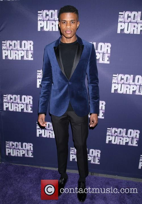 The Color Purple and Jeremy Pope 3