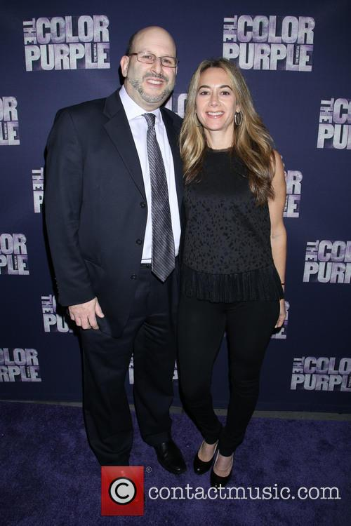 The Color Purple Opening Night Arrivals