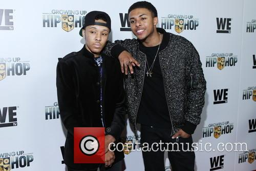 Rusty Simmons and Diggy Simmons 2