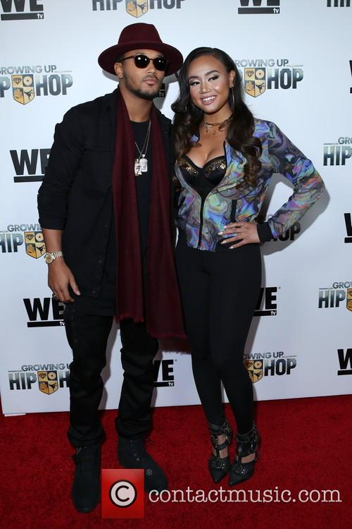 Romeo Miller and Cymphonique Miller 2