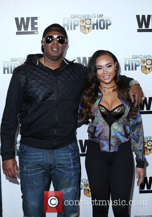 Master P and Cymphonique Miller