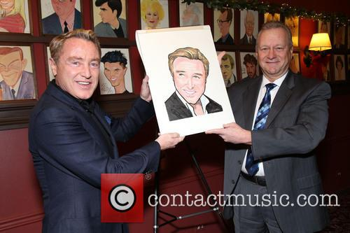 Michael Flatley and Max Klimavicius 3
