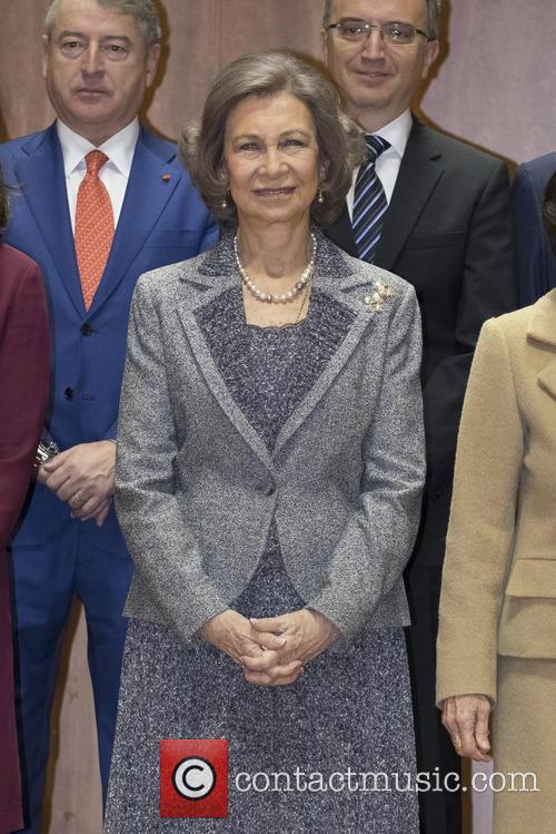 Spanish Queen Sofia 5