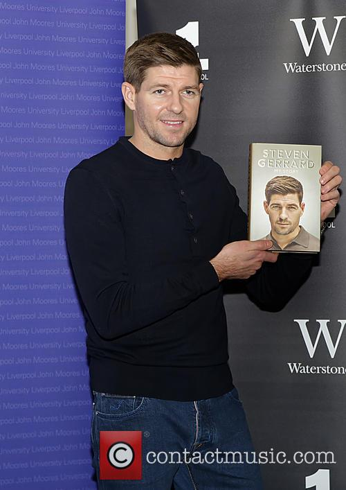 Steven Gerrard 9